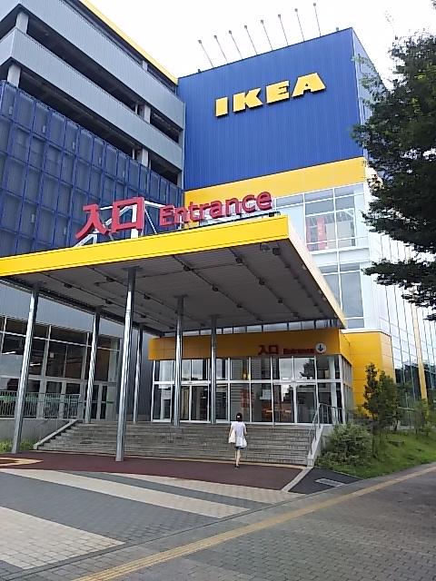 IKEA立川へ。